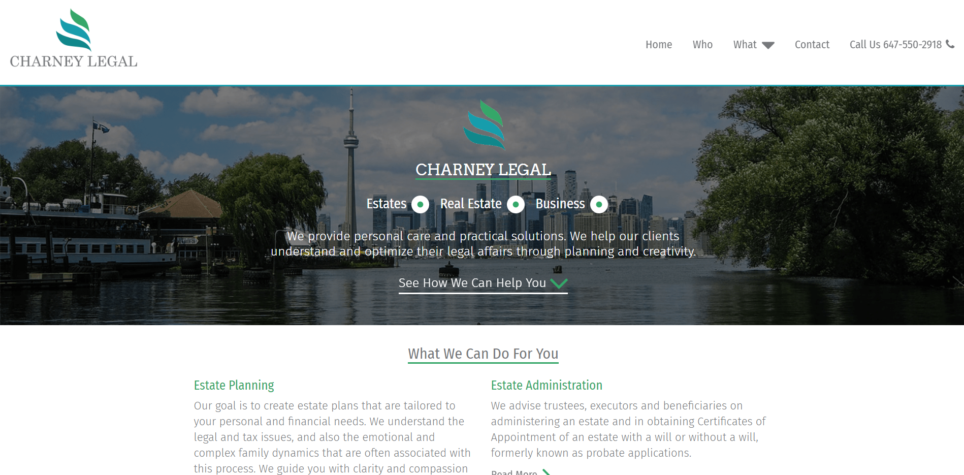Charney Legal Law Firm
